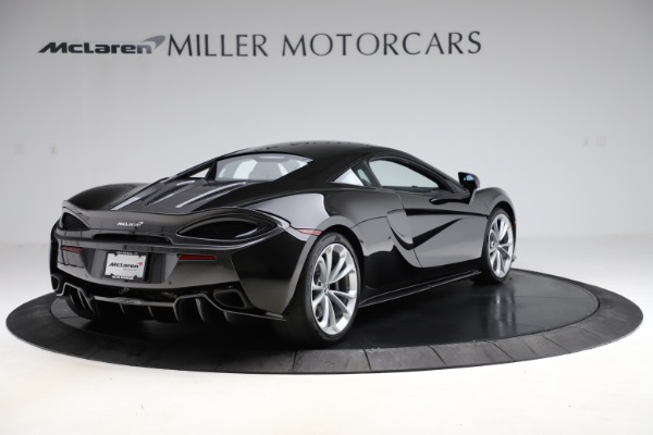 Used 2019 McLaren 570S for sale $177,900 at Alfa Romeo of Greenwich in Greenwich CT 06830 6