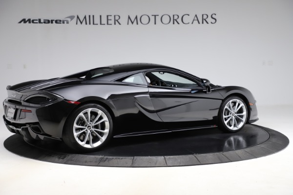 Used 2019 McLaren 570S for sale $177,900 at Alfa Romeo of Greenwich in Greenwich CT 06830 7
