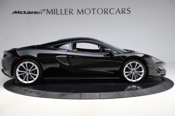 Used 2019 McLaren 570S for sale $177,900 at Alfa Romeo of Greenwich in Greenwich CT 06830 8