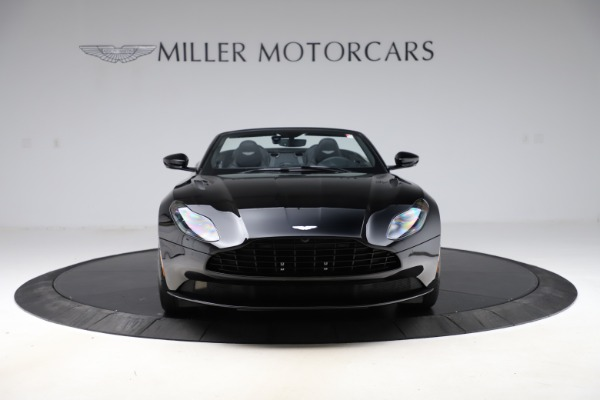 New 2021 Aston Martin DB11 Volante Convertible for sale $254,416 at Alfa Romeo of Greenwich in Greenwich CT 06830 11