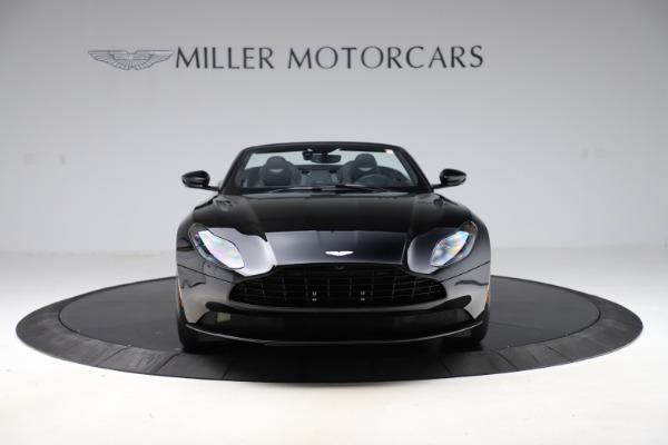 New 2021 Aston Martin DB11 Volante for sale $254,416 at Alfa Romeo of Greenwich in Greenwich CT 06830 11