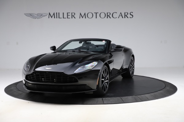 New 2021 Aston Martin DB11 Volante Convertible for sale $254,416 at Alfa Romeo of Greenwich in Greenwich CT 06830 12