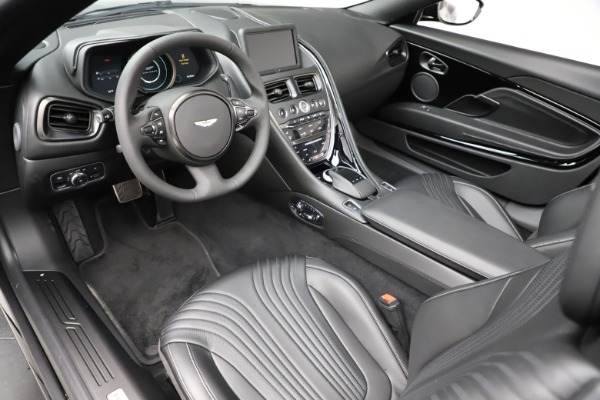 New 2021 Aston Martin DB11 Volante Convertible for sale $254,416 at Alfa Romeo of Greenwich in Greenwich CT 06830 13