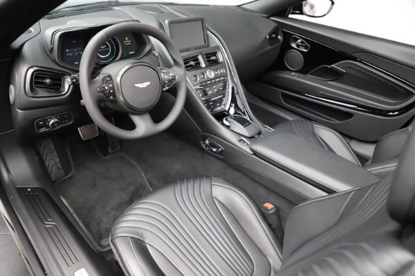 New 2021 Aston Martin DB11 Volante for sale $254,416 at Alfa Romeo of Greenwich in Greenwich CT 06830 13