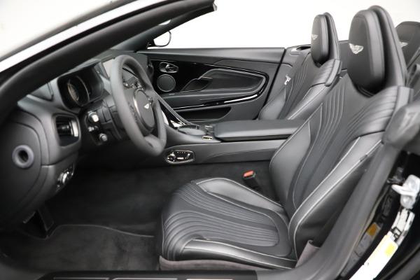 New 2021 Aston Martin DB11 Volante for sale $254,416 at Alfa Romeo of Greenwich in Greenwich CT 06830 14