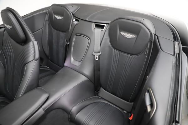 New 2021 Aston Martin DB11 Volante for sale $254,416 at Alfa Romeo of Greenwich in Greenwich CT 06830 16