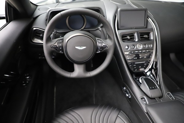 New 2021 Aston Martin DB11 Volante Convertible for sale $254,416 at Alfa Romeo of Greenwich in Greenwich CT 06830 17