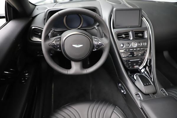 New 2021 Aston Martin DB11 Volante for sale $254,416 at Alfa Romeo of Greenwich in Greenwich CT 06830 17