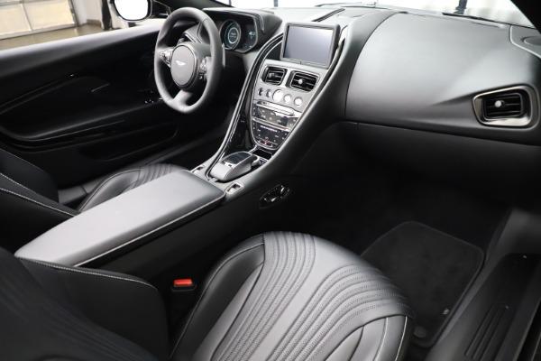 New 2021 Aston Martin DB11 Volante for sale $254,416 at Alfa Romeo of Greenwich in Greenwich CT 06830 19