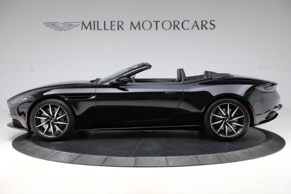 New 2021 Aston Martin DB11 Volante for sale $254,416 at Alfa Romeo of Greenwich in Greenwich CT 06830 2