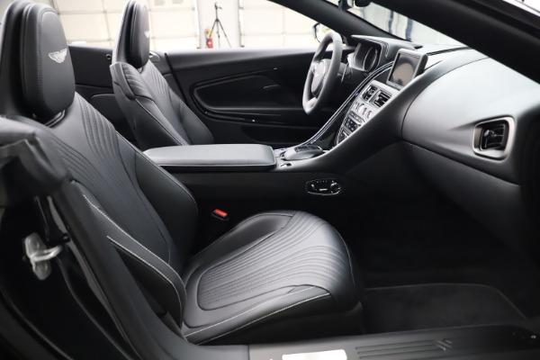 New 2021 Aston Martin DB11 Volante for sale $254,416 at Alfa Romeo of Greenwich in Greenwich CT 06830 20