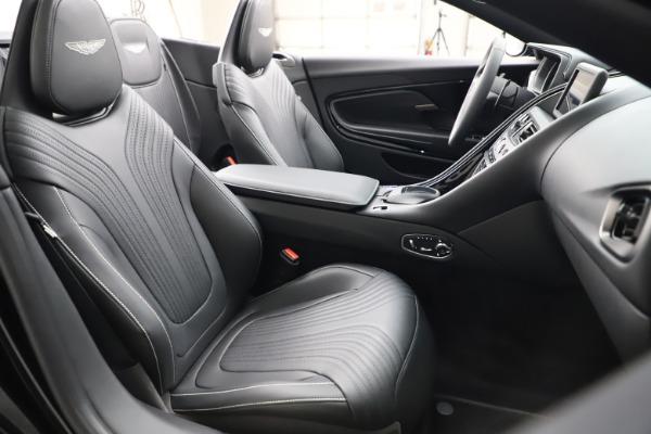 New 2021 Aston Martin DB11 Volante for sale $254,416 at Alfa Romeo of Greenwich in Greenwich CT 06830 21