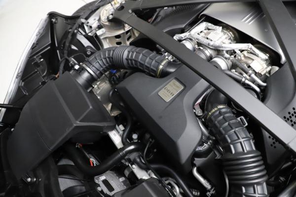 New 2021 Aston Martin DB11 Volante for sale $254,416 at Alfa Romeo of Greenwich in Greenwich CT 06830 22