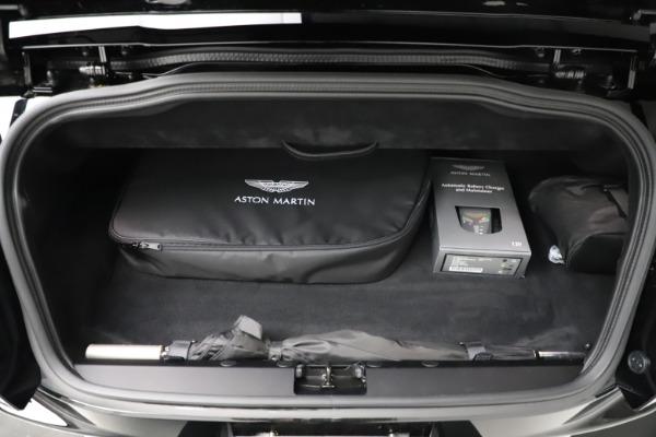 New 2021 Aston Martin DB11 Volante for sale $254,416 at Alfa Romeo of Greenwich in Greenwich CT 06830 24