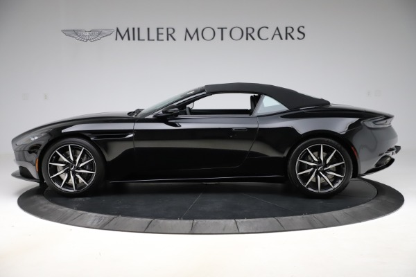 New 2021 Aston Martin DB11 Volante Convertible for sale $254,416 at Alfa Romeo of Greenwich in Greenwich CT 06830 25