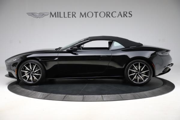New 2021 Aston Martin DB11 Volante for sale $254,416 at Alfa Romeo of Greenwich in Greenwich CT 06830 25