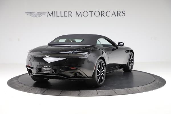 New 2021 Aston Martin DB11 Volante for sale $254,416 at Alfa Romeo of Greenwich in Greenwich CT 06830 27