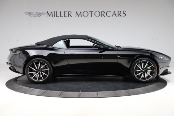 New 2021 Aston Martin DB11 Volante Convertible for sale $254,416 at Alfa Romeo of Greenwich in Greenwich CT 06830 28