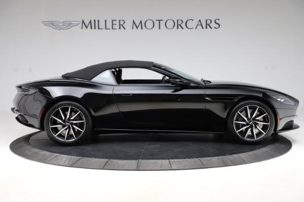 New 2021 Aston Martin DB11 Volante for sale $254,416 at Alfa Romeo of Greenwich in Greenwich CT 06830 28