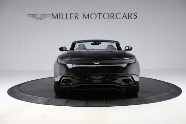 New 2021 Aston Martin DB11 Volante Convertible for sale $254,416 at Alfa Romeo of Greenwich in Greenwich CT 06830 5