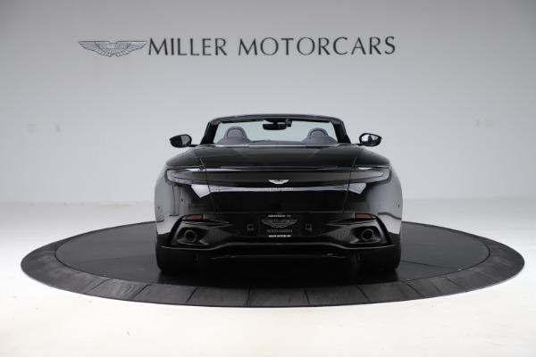 New 2021 Aston Martin DB11 Volante for sale $254,416 at Alfa Romeo of Greenwich in Greenwich CT 06830 5