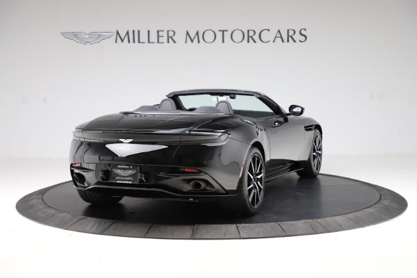 New 2021 Aston Martin DB11 Volante for sale $254,416 at Alfa Romeo of Greenwich in Greenwich CT 06830 6