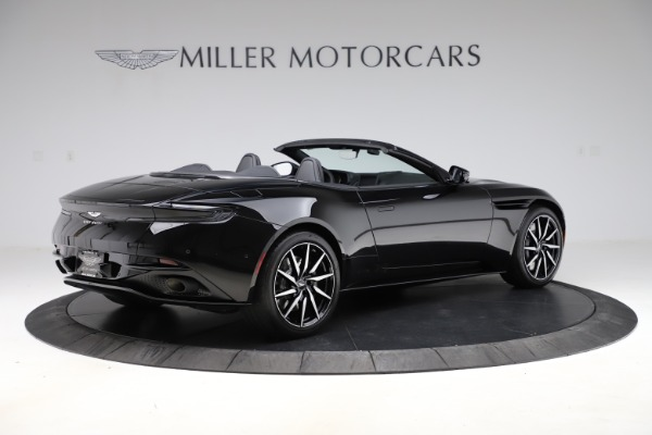 New 2021 Aston Martin DB11 Volante Convertible for sale $254,416 at Alfa Romeo of Greenwich in Greenwich CT 06830 7