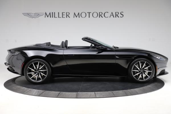 New 2021 Aston Martin DB11 Volante for sale $254,416 at Alfa Romeo of Greenwich in Greenwich CT 06830 8