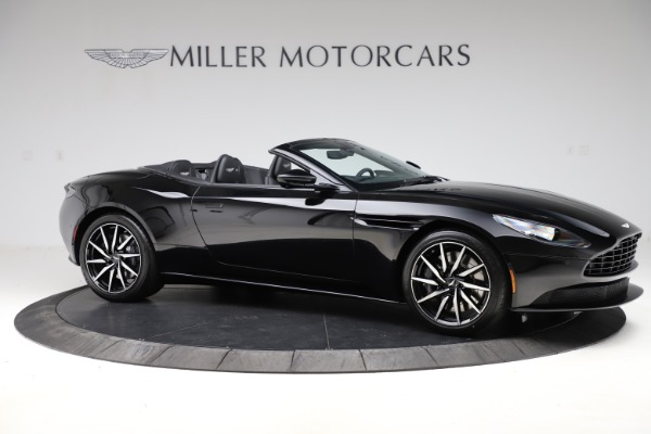 New 2021 Aston Martin DB11 Volante Convertible for sale $254,416 at Alfa Romeo of Greenwich in Greenwich CT 06830 9