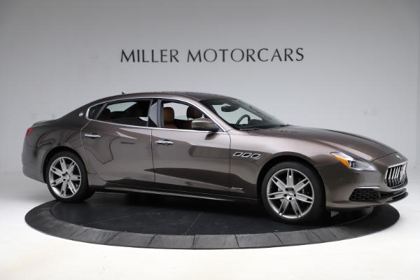 Used 2018 Maserati Quattroporte S Q4 GranLusso for sale $69,900 at Alfa Romeo of Greenwich in Greenwich CT 06830 10