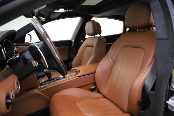 Used 2018 Maserati Quattroporte S Q4 GranLusso for sale $69,900 at Alfa Romeo of Greenwich in Greenwich CT 06830 15