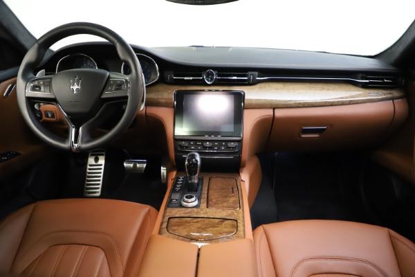 Used 2018 Maserati Quattroporte S Q4 GranLusso for sale $69,900 at Alfa Romeo of Greenwich in Greenwich CT 06830 16