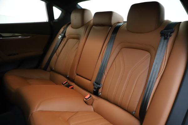 Used 2018 Maserati Quattroporte S Q4 GranLusso for sale $69,900 at Alfa Romeo of Greenwich in Greenwich CT 06830 18
