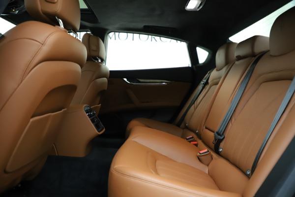 Used 2018 Maserati Quattroporte S Q4 GranLusso for sale $69,900 at Alfa Romeo of Greenwich in Greenwich CT 06830 19