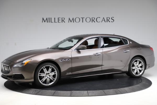 Used 2018 Maserati Quattroporte S Q4 GranLusso for sale $69,900 at Alfa Romeo of Greenwich in Greenwich CT 06830 2