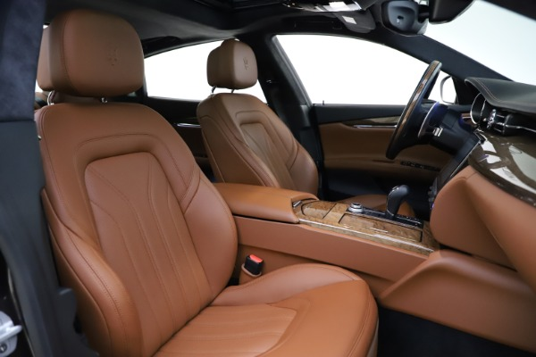 Used 2018 Maserati Quattroporte S Q4 GranLusso for sale $69,900 at Alfa Romeo of Greenwich in Greenwich CT 06830 23