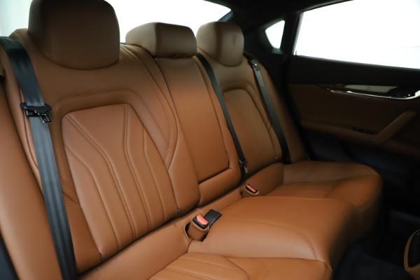 Used 2018 Maserati Quattroporte S Q4 GranLusso for sale $69,900 at Alfa Romeo of Greenwich in Greenwich CT 06830 27