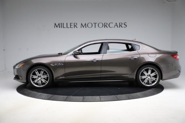 Used 2018 Maserati Quattroporte S Q4 GranLusso for sale $69,900 at Alfa Romeo of Greenwich in Greenwich CT 06830 3