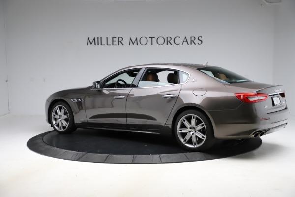 Used 2018 Maserati Quattroporte S Q4 GranLusso for sale $69,900 at Alfa Romeo of Greenwich in Greenwich CT 06830 4