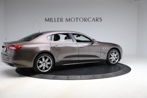 Used 2018 Maserati Quattroporte S Q4 GranLusso for sale $69,900 at Alfa Romeo of Greenwich in Greenwich CT 06830 8