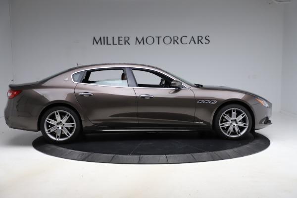 Used 2018 Maserati Quattroporte S Q4 GranLusso for sale $69,900 at Alfa Romeo of Greenwich in Greenwich CT 06830 9