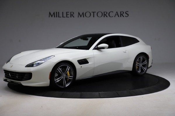 Used 2020 Ferrari GTC4Lusso for sale $264,900 at Alfa Romeo of Greenwich in Greenwich CT 06830 2