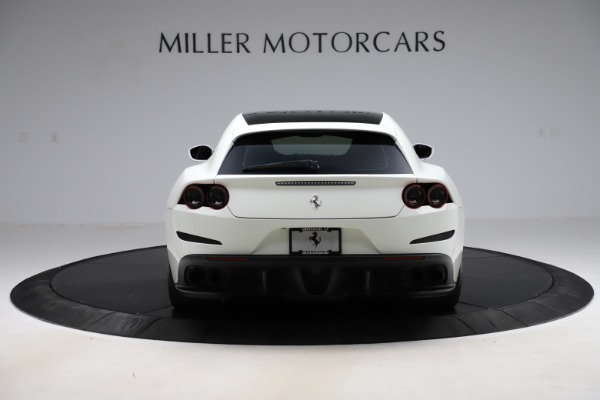 Used 2020 Ferrari GTC4Lusso for sale $264,900 at Alfa Romeo of Greenwich in Greenwich CT 06830 6