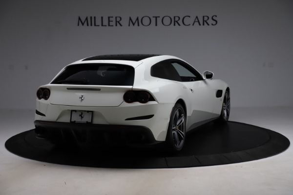 Used 2020 Ferrari GTC4Lusso for sale $264,900 at Alfa Romeo of Greenwich in Greenwich CT 06830 7