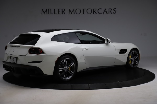 Used 2020 Ferrari GTC4Lusso for sale $264,900 at Alfa Romeo of Greenwich in Greenwich CT 06830 8