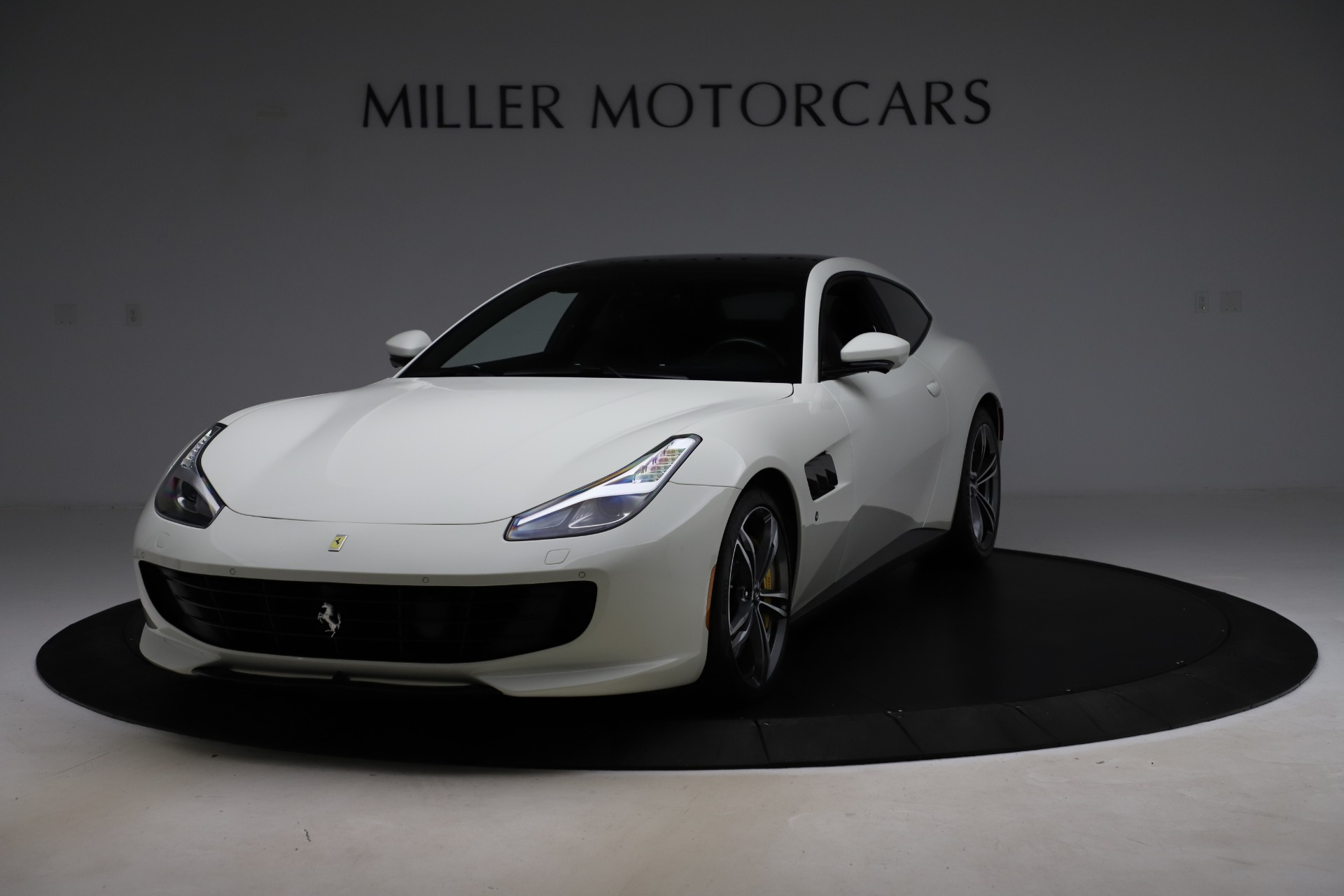 Used 2020 Ferrari GTC4Lusso for sale $264,900 at Alfa Romeo of Greenwich in Greenwich CT 06830 1