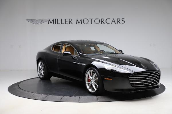 Used 2016 Aston Martin Rapide S for sale $123,900 at Alfa Romeo of Greenwich in Greenwich CT 06830 10