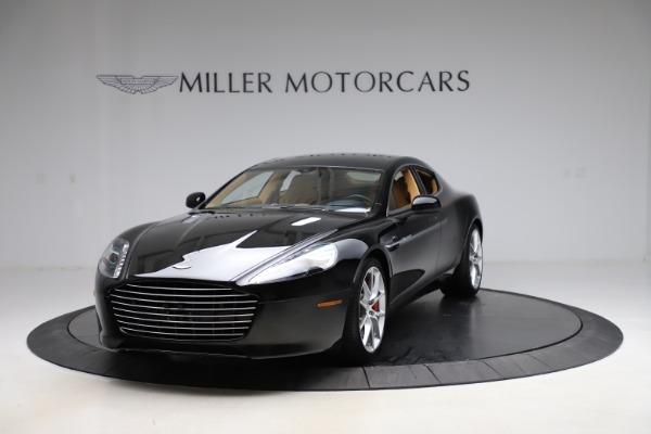 Used 2016 Aston Martin Rapide S for sale $123,900 at Alfa Romeo of Greenwich in Greenwich CT 06830 12