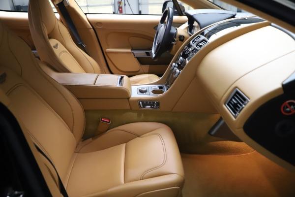 Used 2016 Aston Martin Rapide S for sale $123,900 at Alfa Romeo of Greenwich in Greenwich CT 06830 21