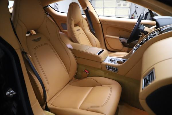 Used 2016 Aston Martin Rapide S for sale $123,900 at Alfa Romeo of Greenwich in Greenwich CT 06830 22
